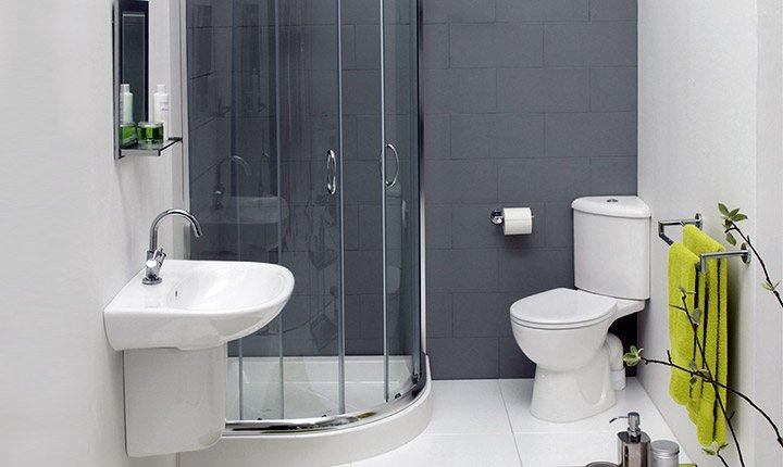 Chọn gương dài và to phòng vệ sinh