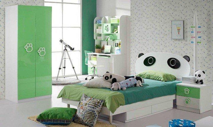 phối màu cho phòng ngủ