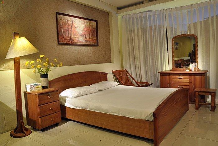 giường ngủ hợp phong thủy