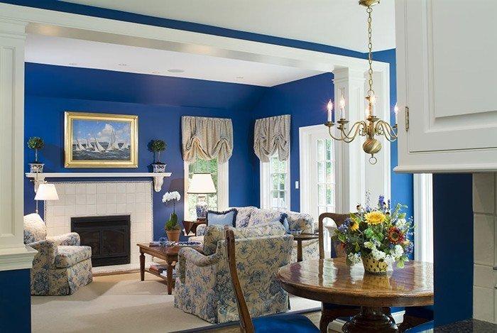 10 cách mang không gian biển xanh vào nhà