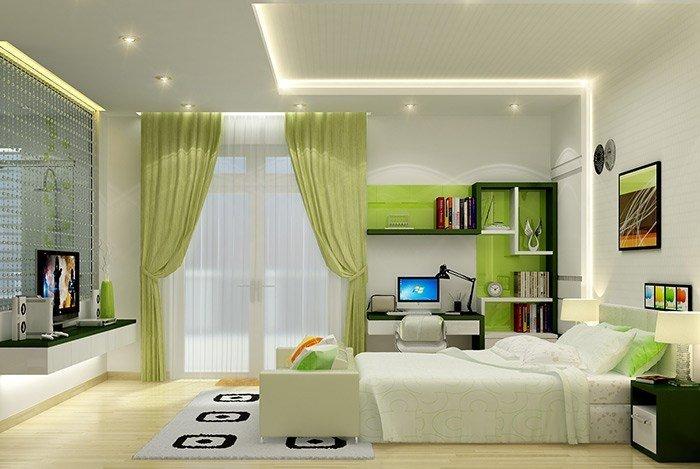 phong cách mới cho căn phòng
