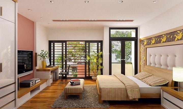 6 vị trí trong nhà mà bạn không nên đặt giường ngủ