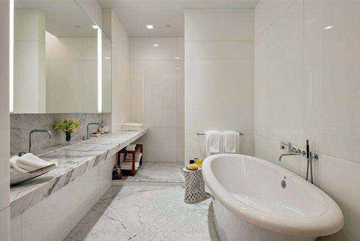 gạch nền phòng tắm