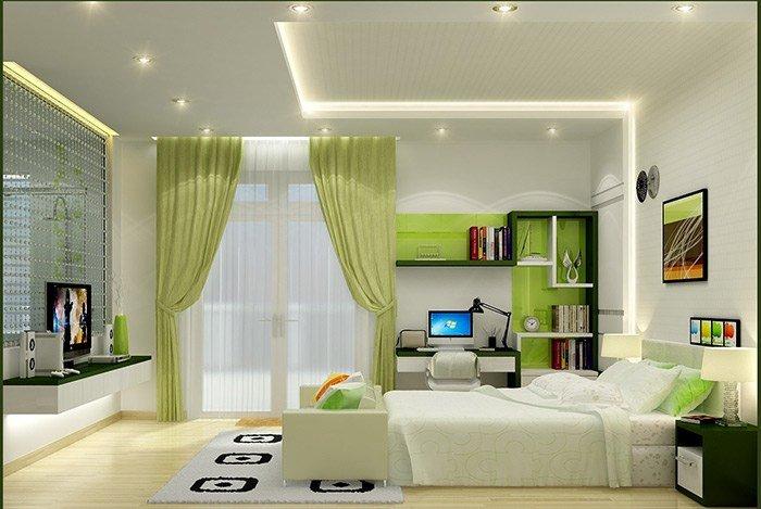 Tuyệt chiêu phòng ngủ đẹp