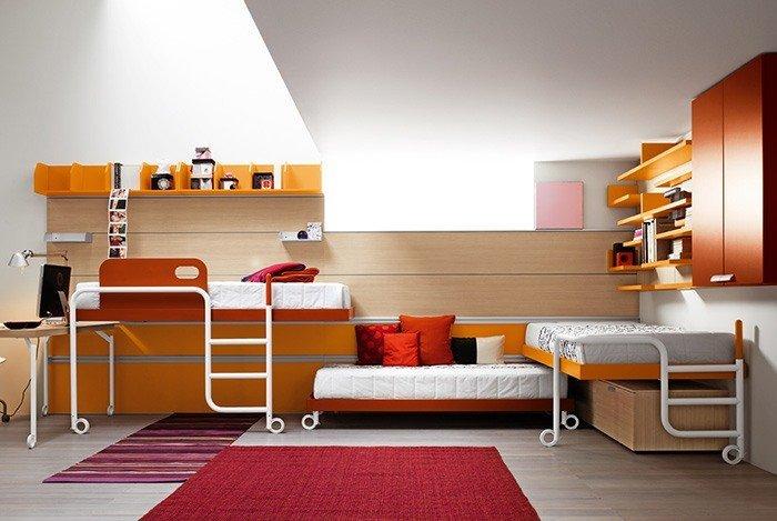 phòng ngủ thông minh