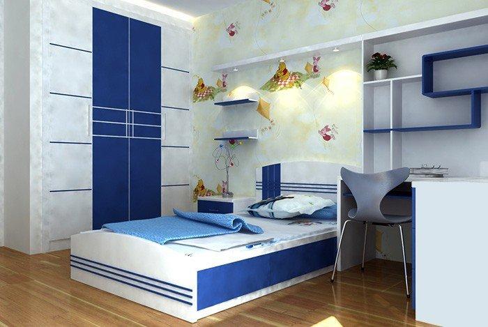 Chọn màu cho phòng ngủ
