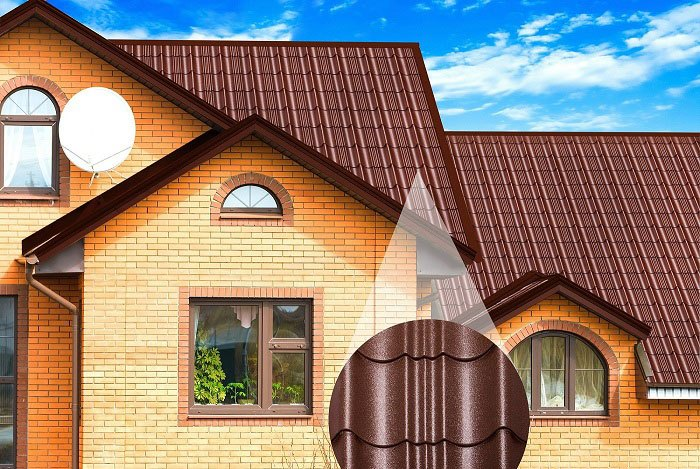 chọn mái nhà