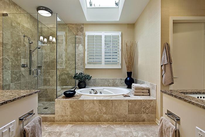 Gạch ốp tường nhà tắm
