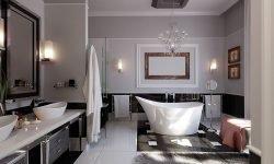 Trang trí phòng tắm nhỏ