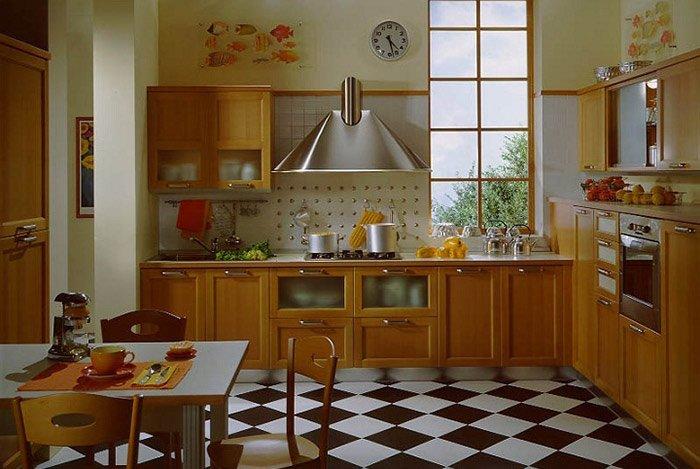 sàn bếp đẹp