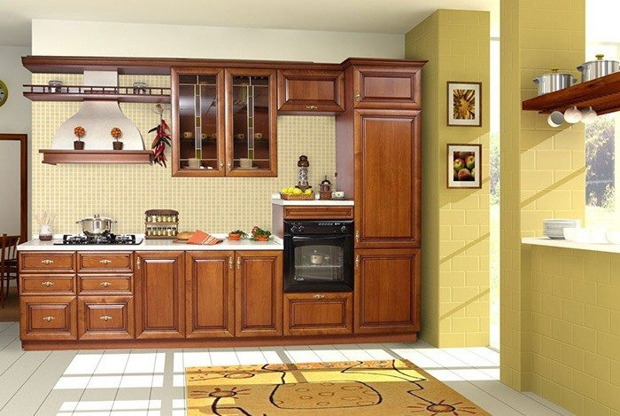 Những lưu ý khi thiết kế tủ bếp