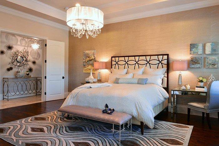 Thiết kế giường ngủ đẹp bằng những cách đơn giản