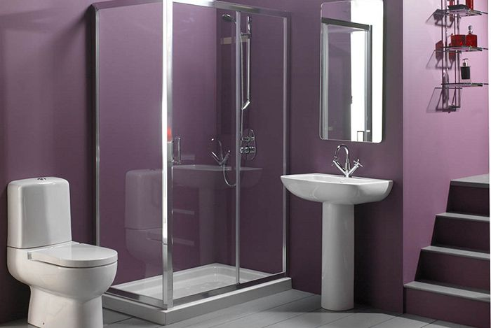 Kỹ thuật trang trí phòng tắm nhỏ thêm xinh