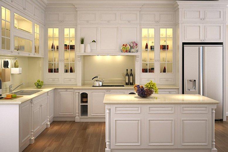 Chọn tủ bếp
