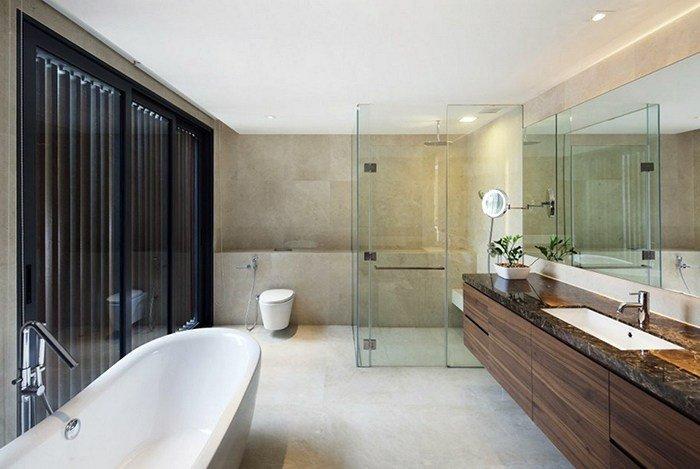 Những thiết kế hoàn hảo cho phòng tắm