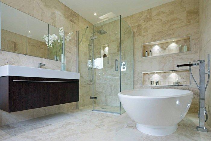 Mẹo trang trí phòng tắm